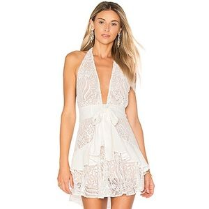 Lily Lace Halter